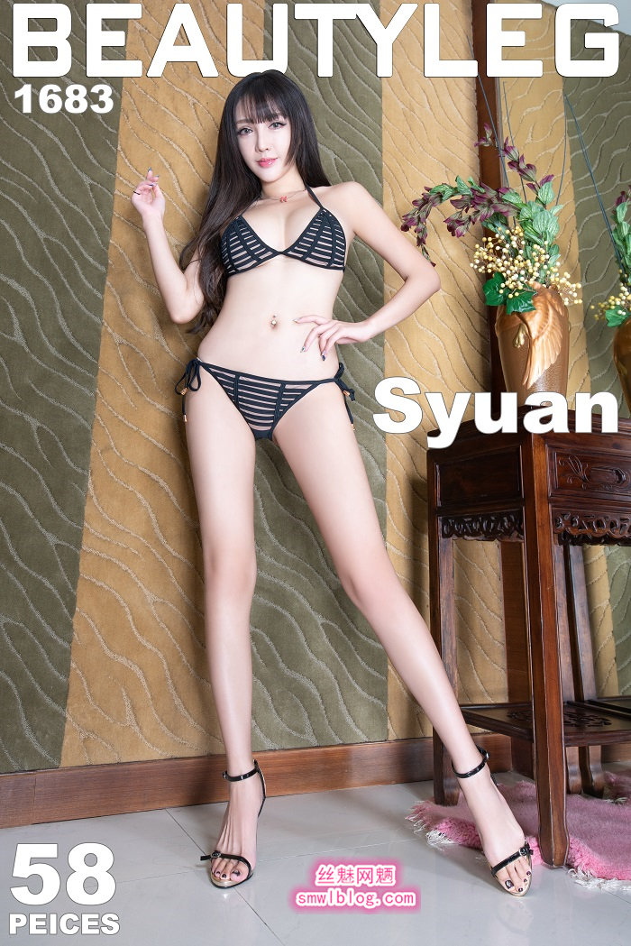 [Beautyleg]美腿寫真 2018.11.07 No.1683 Syuan[58P/370M]